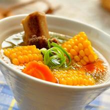 胡萝卜大骨汤