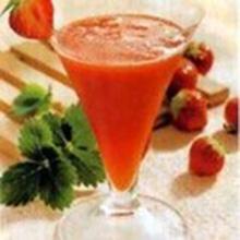 草莓猕猴桃汁