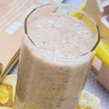 红豆香蕉酸奶
