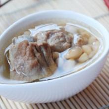 黄豆大骨汤