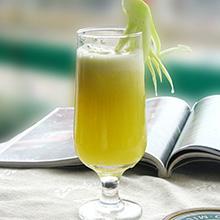 香瓜苹果汁