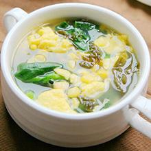 木耳菜蛋汤