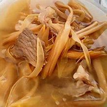 黄花菜香菜鱼片汤