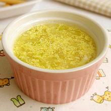牛奶鸡蛋小米粥