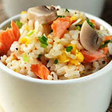营养糯米饭