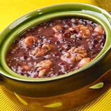 紫米雜糧粥