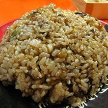 茄子大麦稀饭