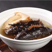姜片海参炖鸡汤