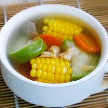 黄瓜玉米汤