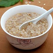灵芝糯米粥