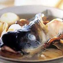 川芎白芷鱼头汤