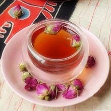 玫瑰郁金红糖水