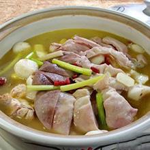 猪肚黄芪枸杞汤