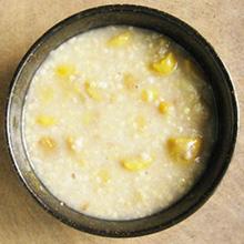 板栗燕麦小米粥