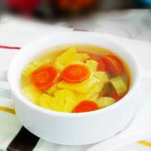 菠萝苦瓜汤