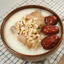 红枣白萝卜猪蹄汤