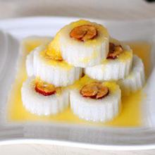蜜汁红枣山药糕