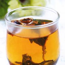 罗汉果薄荷凉茶