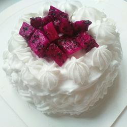 小四寸奶油蛋糕