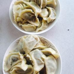 羊肉香椿水饺