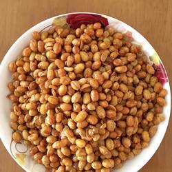 油炸小黄豆