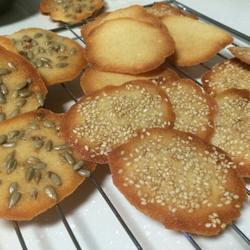 蛋白酥脆饼干