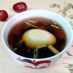 益母草大枣鸡蛋汤