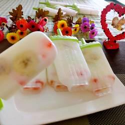 QQ糖香蕉冰棒