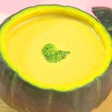 南瓜蔬菜汤